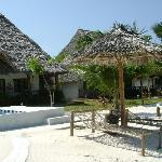 Die Zimmer mit Beach Vew