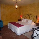 Posada Colchagua Bedroom