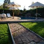 Posada Pool Area