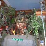 Dinosaur at Wall Drug