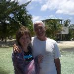 We enjoyed our stay at Tobacco Caye