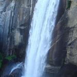 Vernal Falls, Yosemite: the most rediculous hike of my life