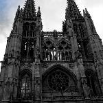 Catedral de Burgos ภาพถ่าย