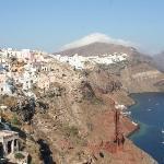 Fira (Thira), Santorini, les Cyclades