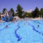 Mineral Bath Swimming Pool Park