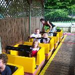 Kids coaster