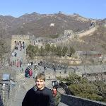 Me on the Great Wall!