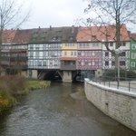 London bridge in Erfurt