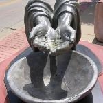 SculptureWalk Sioux Falls Picture