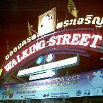 ถนนคนเดินพัทยา ภาพถ่าย