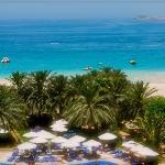 Jumeirah beach (Arabian gulf), Hilton's side