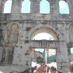 มหาวิหารและหอระฆังเซนต์ดอมนิอุส ภาพถ่าย