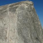 Half Dome in Yosemite N.P.