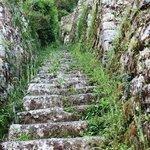 The Ruins of Intipata Foto