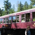 The Whistler Mountaineer
