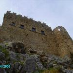 The castle at Lindos.