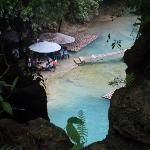 Kawasan Falls Photo