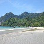 Strand auf Koh Mook