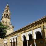 The Mezquita Cathedral..