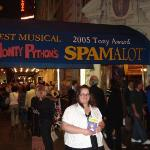 We like ham and jam and Spamalot