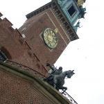 Wawel Castle, back in Krakow