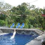 Pool of Crater Valley Hotel - El Valle de Anton