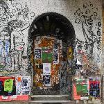 Foto Dark Hostel