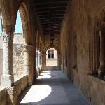 Palazzo dei cavalieri, loggetta