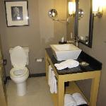 Cambria Suites Bathroom
