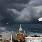Helsinki sky