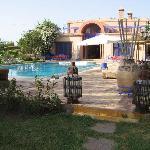 Une piscine délicieuse