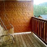 Back Deck Cabin Swing