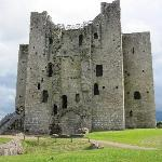 Trim Castle - Braveheart was shot here