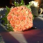 My gorgeous bouquet.