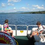 Oquossic Cove Marina boat rental Rangeley Lake