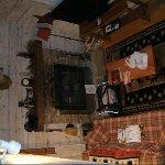 Living Room at Cozy Creek