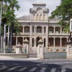 Iolani Palace ภาพถ่าย