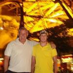 Alex and Adam in Las Vegas July 08