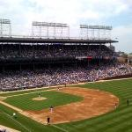 Brewers v. Cubs @ Wrigley Field (Chicago, IL)
