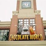 Hershey's Chocolate World Photo