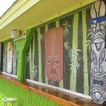 Tiki Bar! Carolina Beach