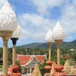 Wat Suwan Kuha (Cave Temple) Foto