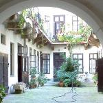 Court Yard in the Castle District