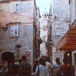 Old Town; Korčula, HRV (08/85)