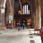 Katedralen var fin.