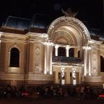 Night ciew of the Opera House