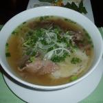 The Famous Beef Noodles Soup at Pho24