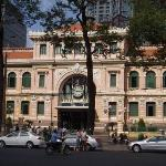 Municapal Post Office in Ho Chi Minh City