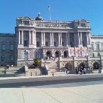 Front of Library of Congress