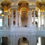 Inside the Library of Congress